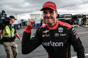 Will Power in full force in rain shortened ABC Supply 500 at Pocono