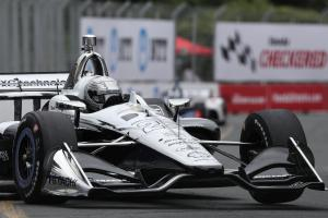 Honda Indy Toronto - Qualifying Results