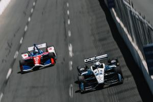 Simon Pagenaud blitzes Scott Dixon for Toronto win