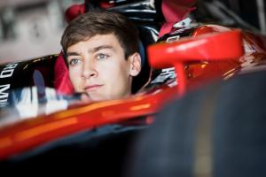 Mercedes F1 junior Russell joins ART in Formula 2