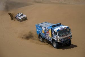 Andrey Karginov, Dakar Rally,