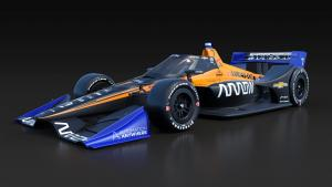 McLaren reveals IndyCar livery for 2020 return