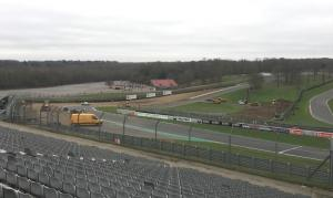 Brands Hatch undergoes track updates
