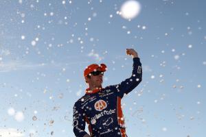 Keselowski takes historic Team Penske win in Atlanta