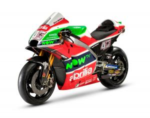 Aprilia targets top five with new RS-GP