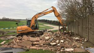 Donington Park undergoes upgrades for 2018