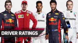 F1 Monaco GP: Driver ratings