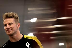 Williams yet to open talks with Hulkenberg over 2020 seat