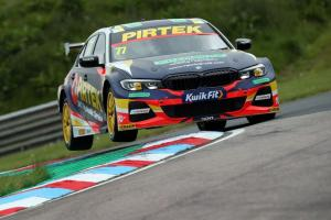 Jordan pleased to bounce back after Donington shunt