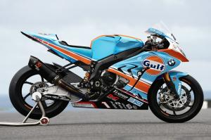 Johnson signs for SMR-run Gulf BMW