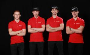 Glenn Irwin, Andrew Irwin, Davey Todd, Tom Neave, Honda Racing,