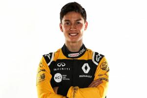 Aitken handed Renault F1 reserve driver role
