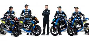 VR46 presents Moto2, Moto3 colours