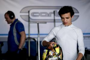 Norris targeting top five in Bahrain F2 weekend