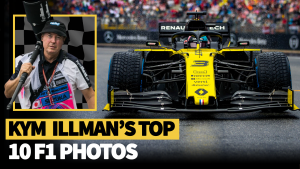Through the lense: Kym Illman's top 10 F1 photos