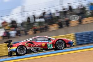 Toyota #7 retains Le Mans lead, Ferrari pulls clear in GTE-Pro