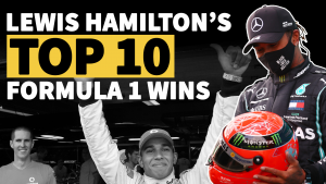 What is Lewis Hamilton's greatest F1 victory? Top 10 wins ranked