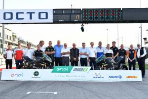 Inaugural MotoE race calendar revealed