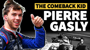 Pierre Gasly: Best driver of the 2020 F1 season?