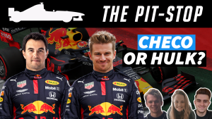 The Pit Stop: Who gets the Red Bull F1 seat for 2021? Hulkenberg vs. Perez