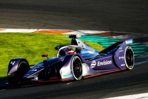 Frijns fastest as Virgin Racing dominates at Formula E pre-season test