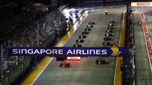 Singapore Grand Prix: Feel The Rush in 2019