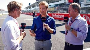 2016 world champion Rosberg joins Sky Sports F1 coverage