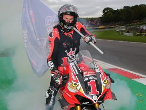 Redding: BSB title triumph payback to everyone