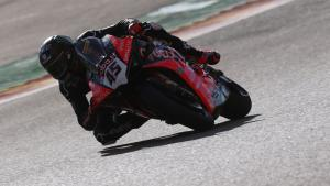 Aragon WorldSBK Winter Test: Day 2 Results