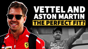 F1 video: Why Sebastian Vettel is perfect for Aston Martin