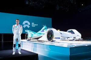 Dillmann joins Turvey at NIO
