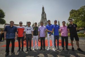 MotoGP riders meet Thailand Prime Minister