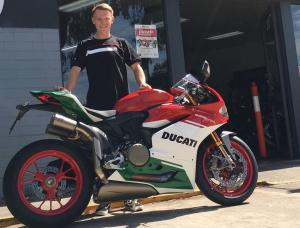Taylor Mackenzie switches to Moto Rapido Ducati for 2018
