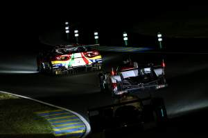 24 Hours of Le Mans - Hour 13 Results