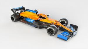 McLaren launches MCL35 2020 F1 car