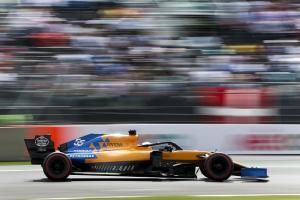 McLaren confirms end of Petrobras partnership