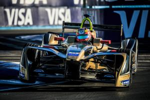 Vergne remaining cautious despite FE points lead