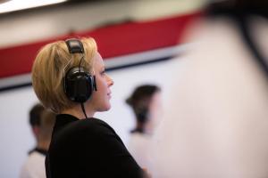 Princess Charlene of Monaco to start 2019 Le Mans 24 Hours