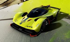 Aston Martin Red Bull reveals Valkyrie AMR Pro in Geneva