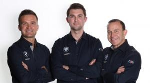 Colin Turkington, Rob Collard, Andrew Jordan