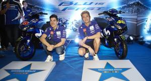 Rossi, Vinales visit Philippines on Yamaha tour