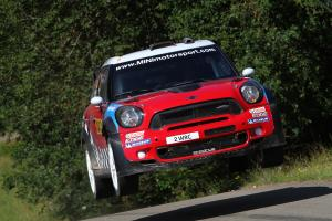 MINI and Kris Meeke to attend Rallyday 2011