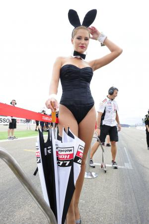 Girls, Aragon MotoGP Race 2011, Babe