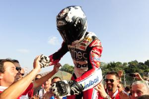 Checa, Imola WSBK Race 2 2011