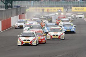 BTCC reveals 25 car entry