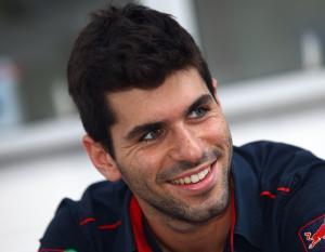 Alguersuari set for Pirelli debut