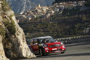 Prodrive missing from Monte entry