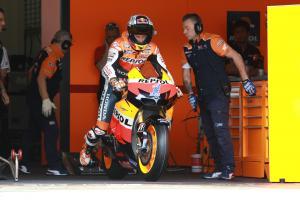 Stoner, Sepang MotoGP tests, 31st Jan-2nd Feb 2012