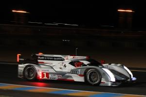 Le Mans 24 Hours - Qualifying times