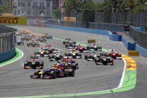 24.06.2012- Race, Start of the race